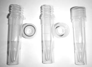 1.5ml/2.0ml Self Standing Cryotubes with Screw Caps, Polypropylene Material, Clear, Sterile, DNase-free, RNase-free, Non-pyrogenic